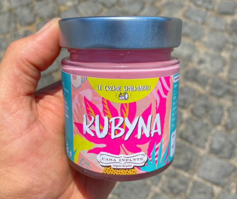 Rubyna...colore unico, gusto inconfondibile!