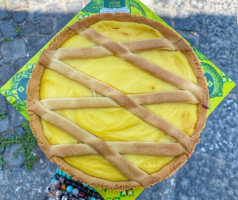 Crostata al limone...tutti ti vogliono, tutti ti cercano, tutti vogliono assaggiarti!
