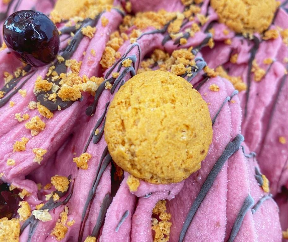Amarena al Croccante...la rivincita dell'amarena che coinvolge il Cioccolato!