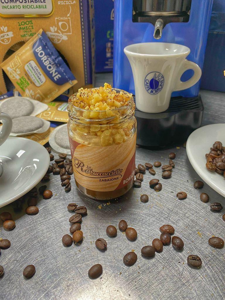 A settembre una nuova collaborazione con un'altra azienda del nostro territorio: Caffè Borbone!