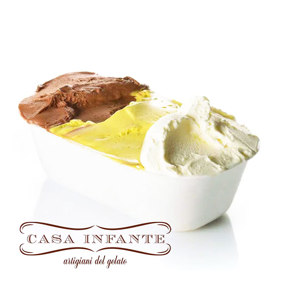 *Vaschetta gelato artigianale